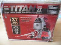 Titan XT 250 Paint Sprayer - Brand New in Box