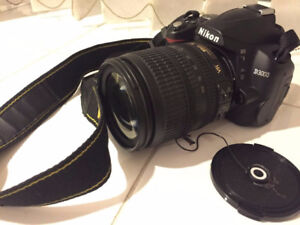 Nikon D3000 Camera All-in-One Package *EXCELLENT CONDITION*