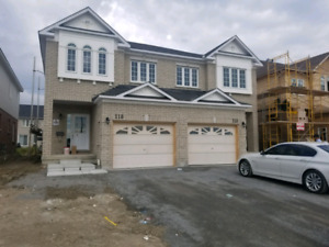 Beautiful Never Lived In Semi-Detached Home in  Ajax for Rent!