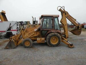 Looking to buy older backhoe
