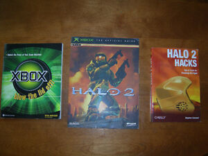 XBox and HALO Gaming Books