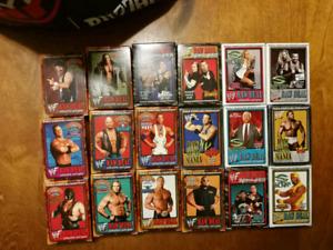 WWF/WWE Raw Deal Decks