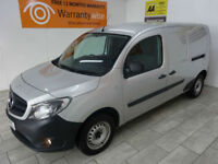 2014,Mercedes Citan 1.5CDI Extra Long Blue F 109***BUY FOR ONLY £36 PER WEEK***