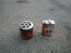 Outdoor Heater and Fuel