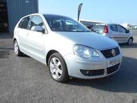 Volkswagen Polo 1.4 ( 80ps ) auto 2009MY Match automatic