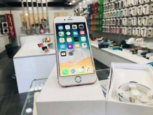 IPHONE 6S 64GB ROSE GOLD UNLOCKED TAX INVOICE WARRANTY Southport Gold Coast City Preview