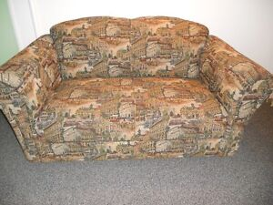 Sofa et causeuse