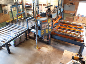 Selling a Rayco Pallet Machine