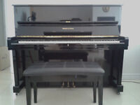 Beautiful Schafer & Sons Piano
