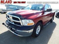 2011 Dodge Ram 1500 4WHDR  3.92 Rear Axle Ratio, Brake Control