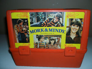 Mork and Mindy lunch box