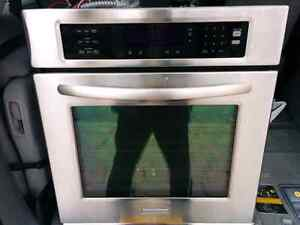 KitchenAid Convection Wall Oven West Island Greater Montréal image 1