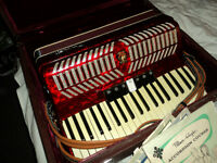 Accordeon piano
