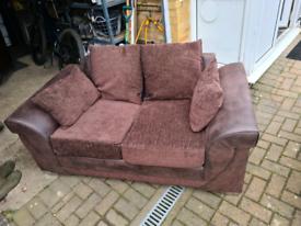 Sofa 2 seater.