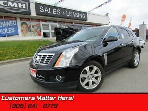 2014 Cadillac SRX Premium   NAVI   BOSE   LEATHER   CAMERA   REM