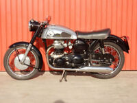 NORTON DOMINATOR 88 1959 500cc Matching Frame & Engine Numbers