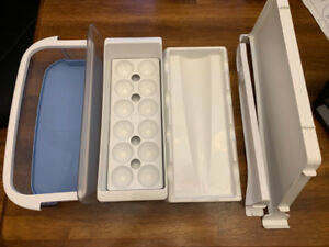 Maytag Amana Fridge Shelves