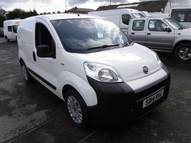 FIAT FIORINO 16V MULTIJET SX White Manual Diesel, 2014