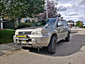 2001 Right Hand Drive Nissan X-Trail mint