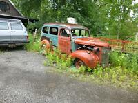 1940 chev suburban