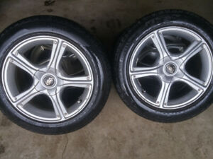 Acura Honda Accord civic FiT MazdaToyota 205-55-16 4x100 4x114.3