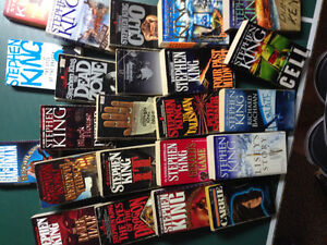 Stephen King Paperback Collection