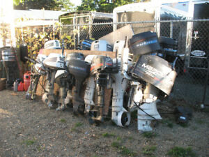 OUTBOARDS WANTED