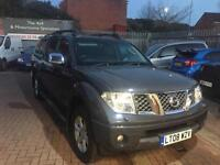08 Nissan Navara 2.5dCi auto Long Waydown Expedition WITH REAR CANOPY NOVAT 4x4