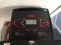 York motorised treadmill £150