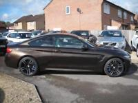 2015 BMW M4 M4 2dr DCT HEAD UP DISPLAY LOTS OF EXTRAS ON THIS CAR