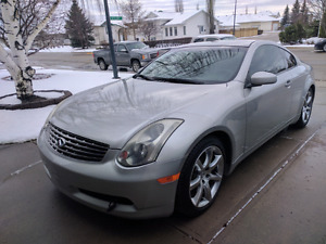 $9000 - 2003 Infiniti G35 Coupe - Low km's for age!