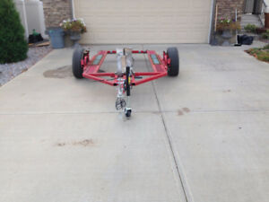 Custom Car/ATV and Motorcycle Trailer