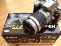 Nikon SLR f75 Kit with Lens