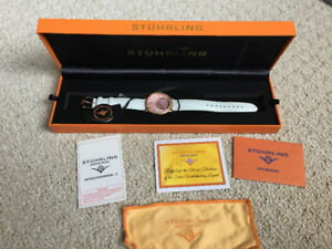 Stuhrling Original's Women Watch from the Vogue Collection