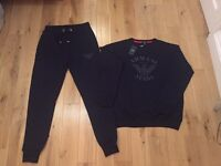 Armani tracksuit brand new with tags