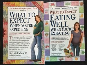 What to Expect When Expecting Books