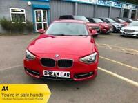 2015 BMW 1 Series 116i SPORT HATCHBACK Petrol Manual