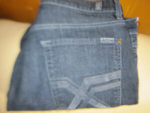 7 For All Mankind Jeans New Mens