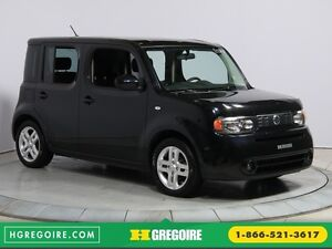 2012 Nissan Cube S AUTO A/C GR ELECT MAGS BLUETOOTH