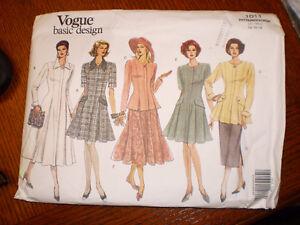 $2.00 each - Sewing patterns\patrons de couture - $2.00 chq Gatineau Ottawa / Gatineau Area image 1