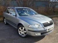 Skoda Octavia 2.0TDI PD Elegance 6 SPEED + NEW MOT