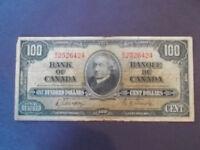 VIELLE ARGENT, PAPIER & MONNAIE *** OLD MONEY, PAPER & COINS