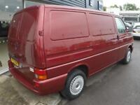 2003 Volkswagen TRANSPORTER T4 2.5 TDI 102 SWB VAN *AUTO* Automatic Medium Van
