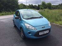 2009 Ford KA 1.3 Studio 3 Door Alloy Wheels Stunning Drive Superb Condition Inside and Cat C P/Ex