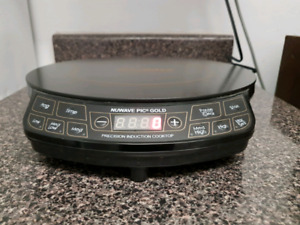 NuWave PIC Gold, Precision Induction Cooktop. Model:30201,Mint.