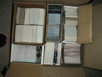 5000 Hockey Cards