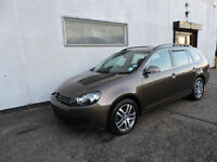 11 Volkswagen Golf Estate 1.6TDI BlueMotion Tech SE Damaged Salvage Repairable