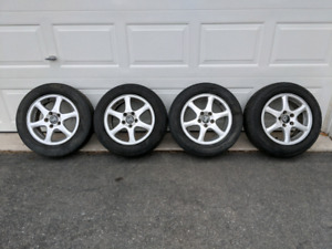 Volvo wheels and tires