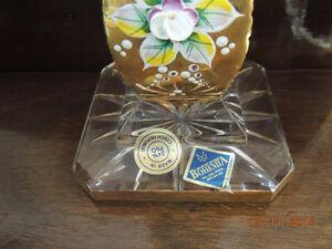 Crystal Vase & Candle Sticks Sarnia Sarnia Area image 2