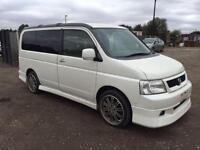 HONDA STEPWAGON 2002 2.0 PETROL-AUTO-NEW IMPORT **8 SEATER - FAMILY CAR**